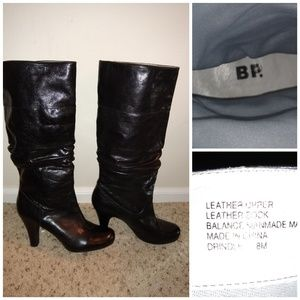 B.P. Nordstrom brand leather boots sz 8
